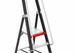 The Eifel stepladder is easy to use.