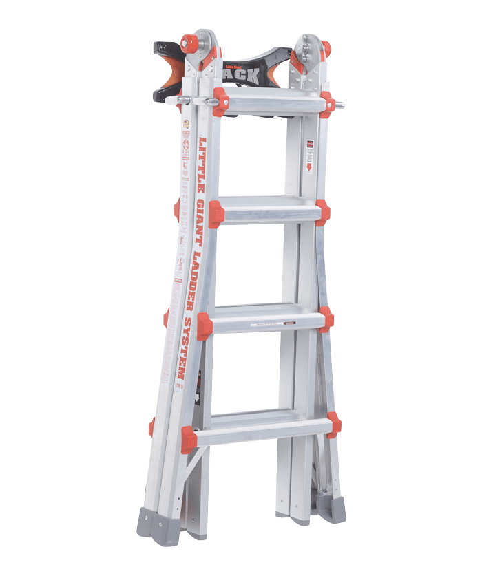 The Ladder rack suspension shelf