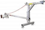 Altrex Roof beams. Reliable roof suspension for suspended platforms