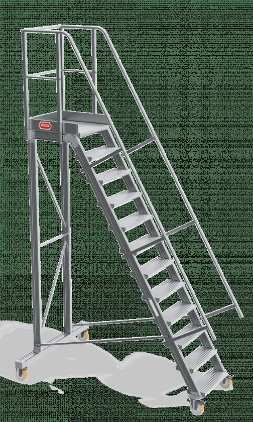 altrex bordestrap modulair systeem