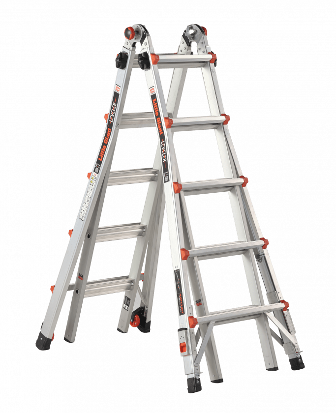 Escalera plegable Leveler
