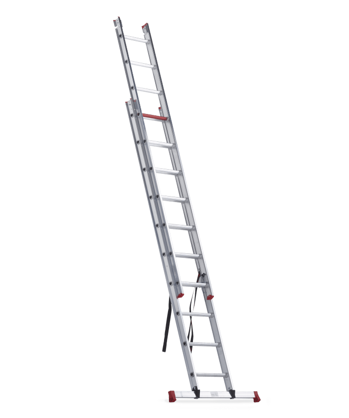 Ladder All Round reformladder 2x10 sporten