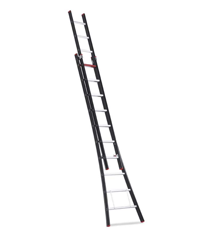 Nevada push-up ladder. Ergonomic, push-up ladder for professionals