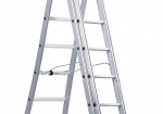 If you're choosing safety, choose the Rocky combination ladder.