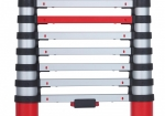 The TL Smart Up Easy telescopic ladder is compact and easy to store.
