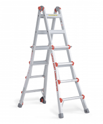 Little Giant. Telescopic folding ladder for the professional