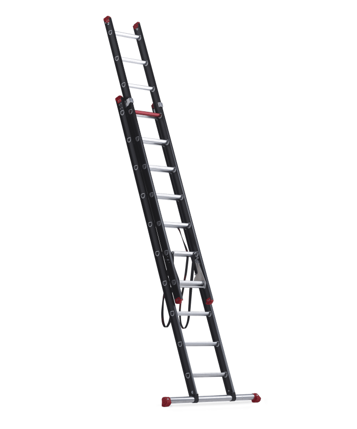 Mounter 2 parts combination ladder 2x10 steps