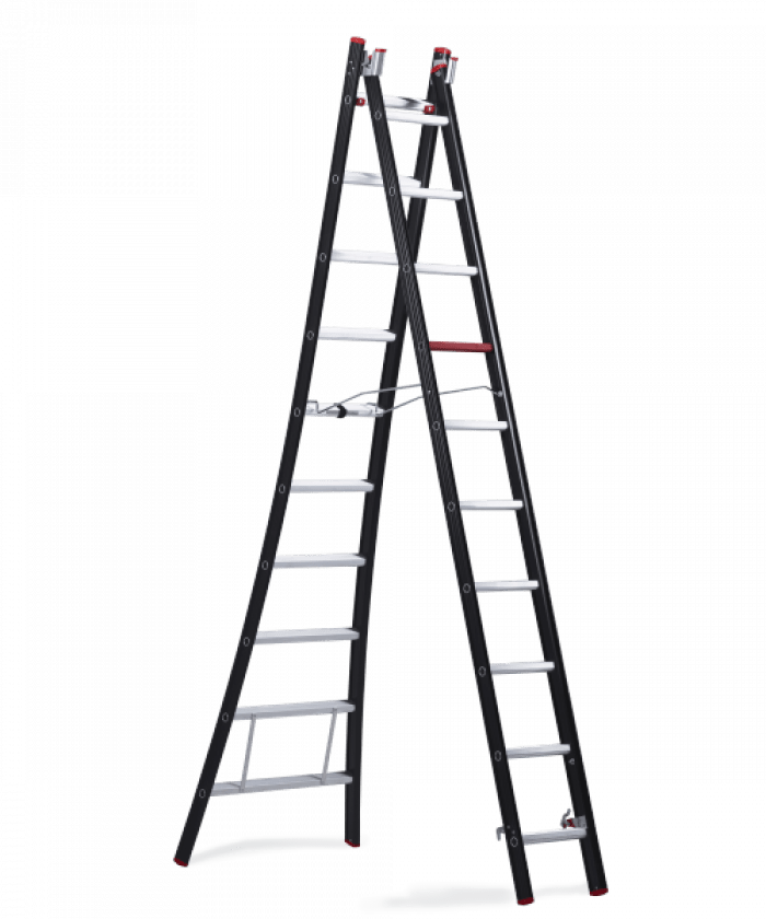 Nevada combination ladder 2 part version