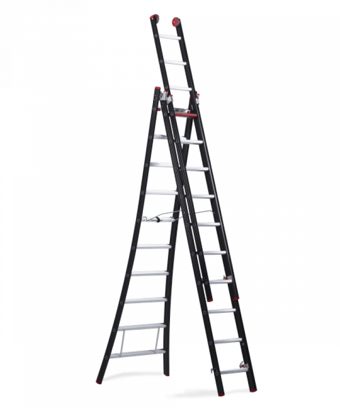 Nevada combination ladder 3 part version