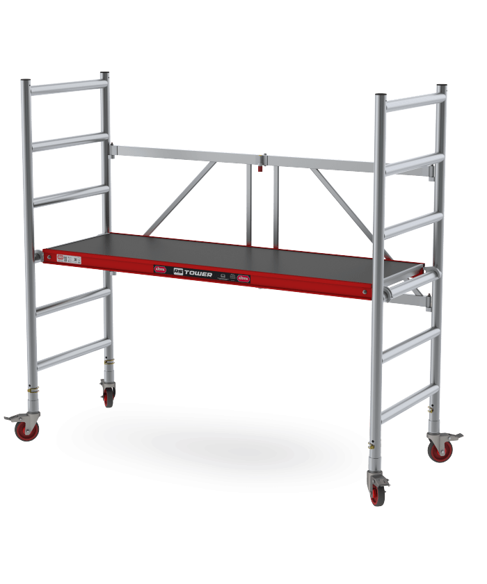 RS 44-POWER single width Folding tower