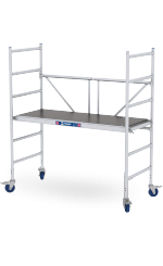 RS TOWER 34 Module A. Folding tower for the hard-working DIY-user or the professional