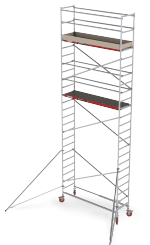 RS TOWER 41 Single width rolling tower. Rolling tower for any professional task