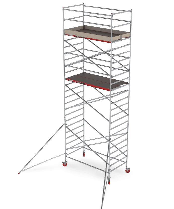 RS TOWER 42 Echafaudage roulant large