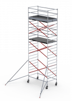 Altrex RS TOWER 52 double width rolling tower