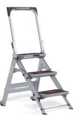 Safety Step trapladder