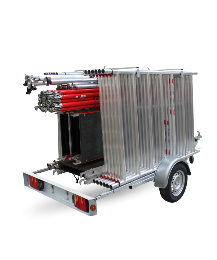 Scaffold Trailer Basic