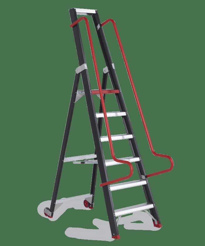 Favoriete Altrex Taurus Magazijntrap | Veilig werken op hoogte EM99