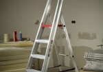 For a professional stepladder, the Castor is exceptionally light