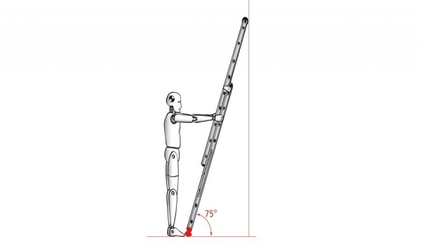 4 tips folding ladder