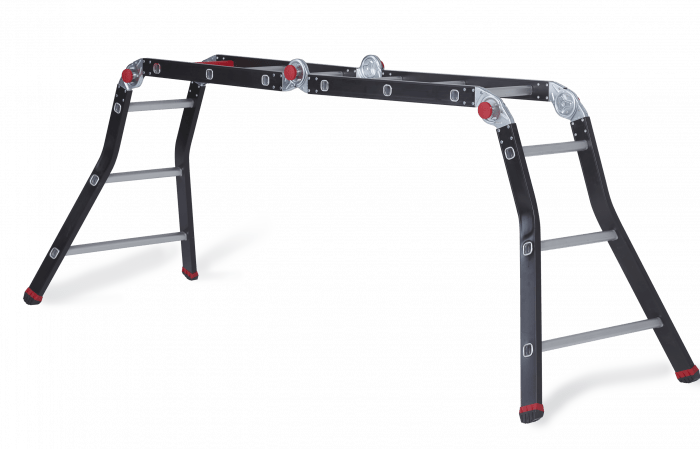 Altrex varitrex prof multifunktionale klappleiter