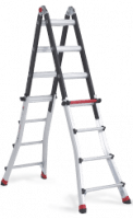 Varitrex TeleProf. Telescopic folding ladder for the professional