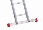 Stabiliser means you are always sturdy and stable on the folding ladder