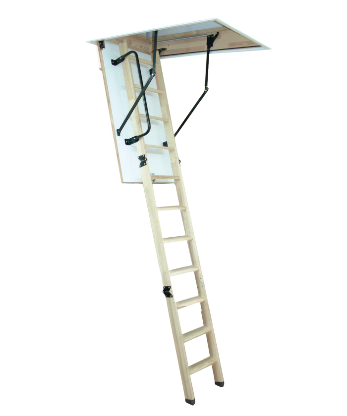 Woodytrex Superieur loft ladder