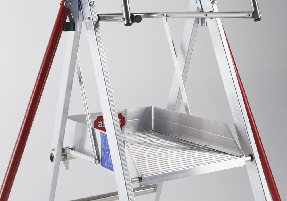 Altrex rolguard handige magazijntrap - Handige trap ...
