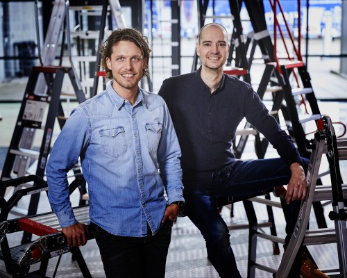 Altrex product managers Wouter and Robert about product innovation