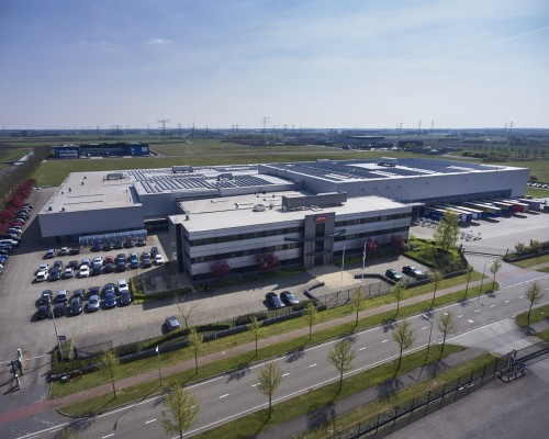Altrex expands its distribution centre