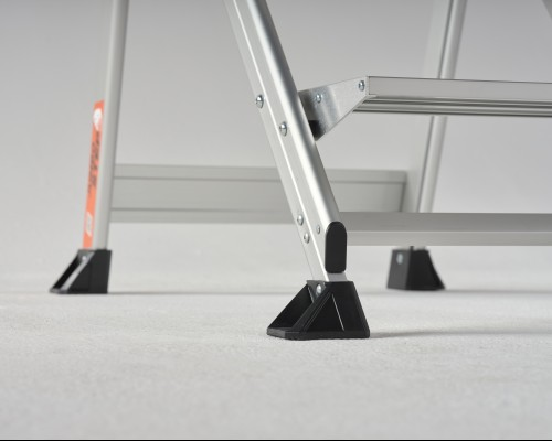 Anti-slip Jumbo Step Stepladder