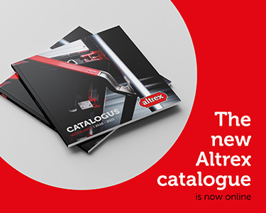 Here it is! The new Altrex catalogue