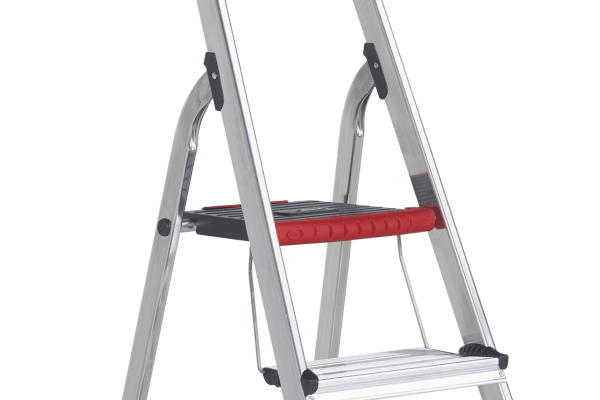 DIY stepladders to use in and around the house or industrial platform stairs for the professional.