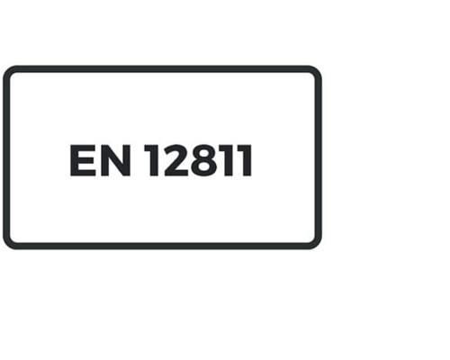 EN 12811 is a European norm that is used to assess the performance requirements, general structure and function of non-mobile scaffolding.