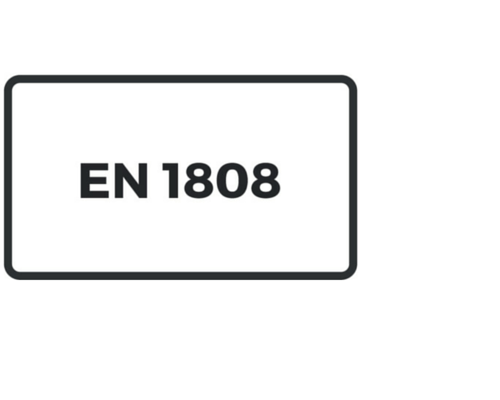 EN 1808 is a norm specifically for suspended platforms.