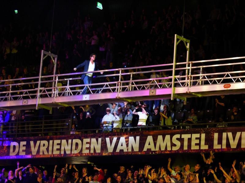 Altrex Customisation Case Study Altrex Vrienden Van Amstel Live