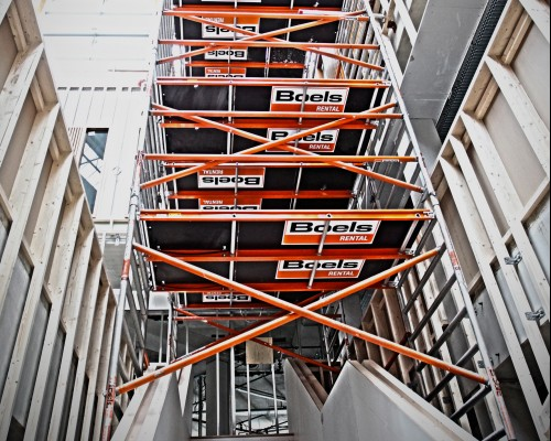 Altrex and Boels Rental: great customisation via seamless collaboration
