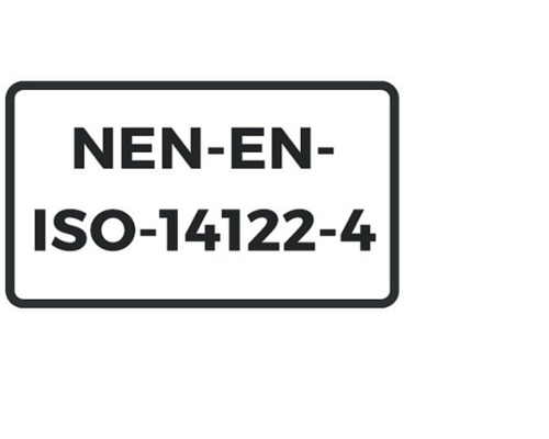 EN 14122 is an important, European safety standard that relates to machine safety and permanent access to machines and industrial buildings.