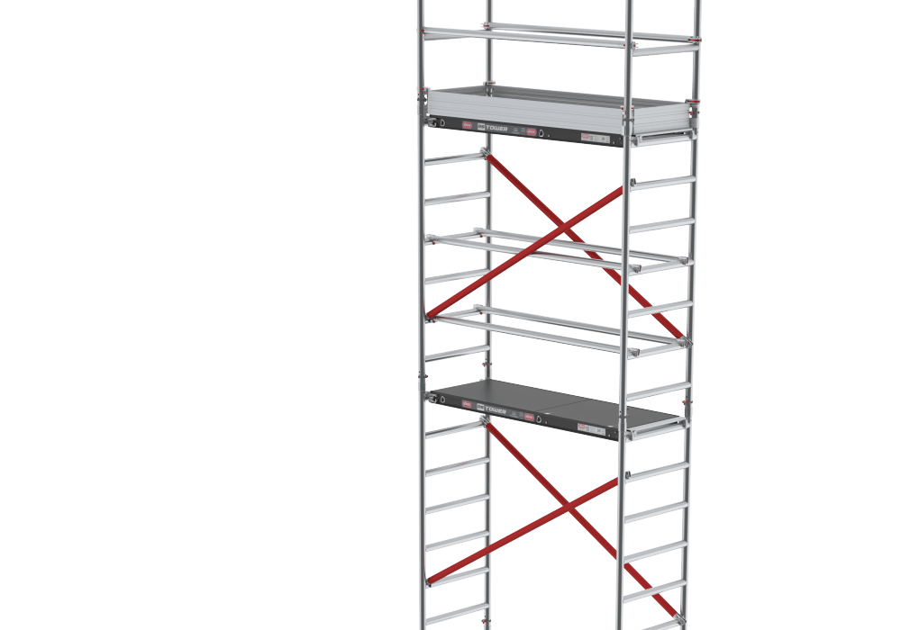 Altrex Rs Tower 54 Folding Tower Narrow