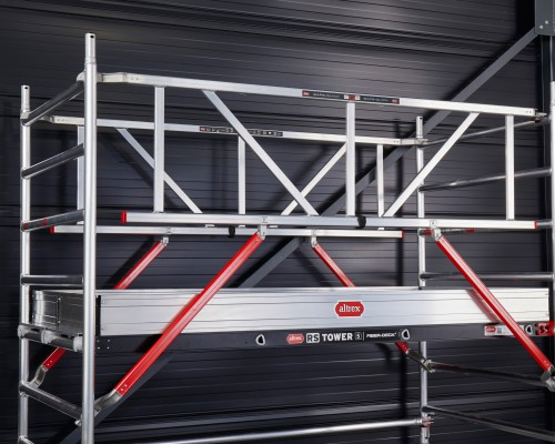 Safe-Quick® GuardRail