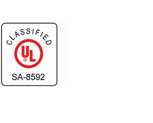 UL is an American seal of approval for products that fulfil the norms of the Underwriters Laboratories. This approval often relates to safety.