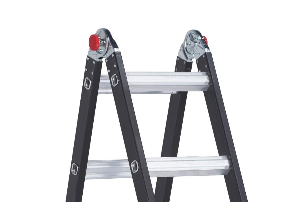 The Varitrex Teleprof Flex Telescopic Folding Ladder