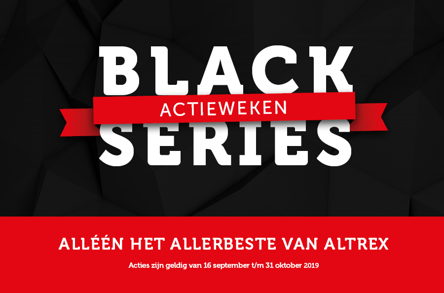 Black Series actieweken
