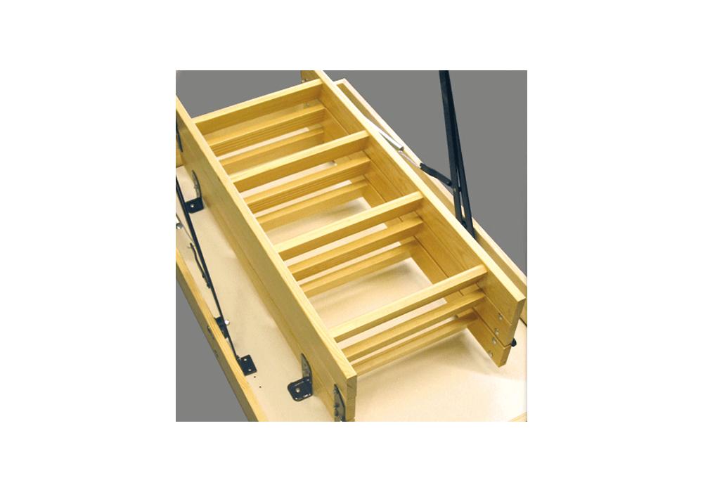 De woodytrex de luxe de meest complete vlizotrap altrex for Vlizotrap monteren